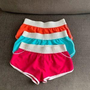 Three Pairs Board Shorts